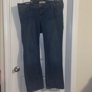 Torrid boot cut jeans